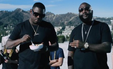 TRUE Magazine & Def Jam Exclusive: RossFit with Rick Ross