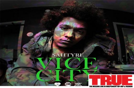 "SAHTYRE ""Vice City"""