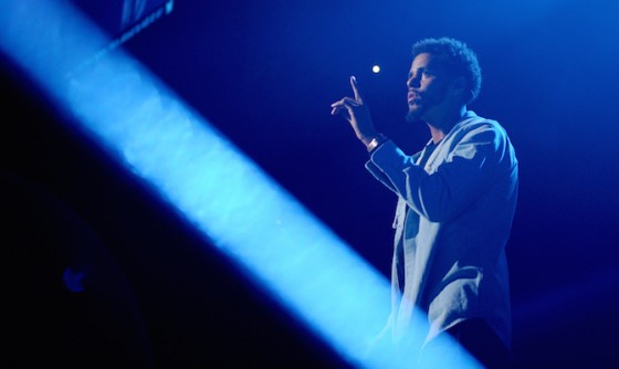 J.Cole Tops Charts With 371,000 Sold And Makes Spotify History With '2014 Forest Hills Drive'