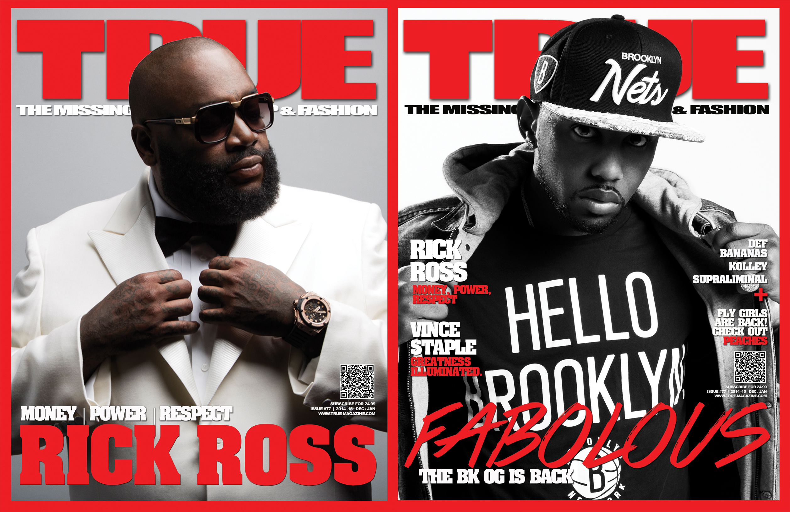 TRUEMag_77_Fab_Ross Split cover