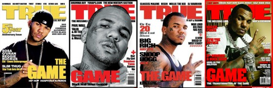 TRUE Magazine takes a visual Look at 10 Years with Game,  @losangelesconfidential