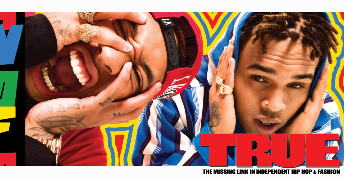 Chris Brown and Tyga Fan of a Fan the album