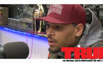 Chris Brown at the Breakfast Club: Tyga's Battles, BadGuy Role, Responds to The-Dream