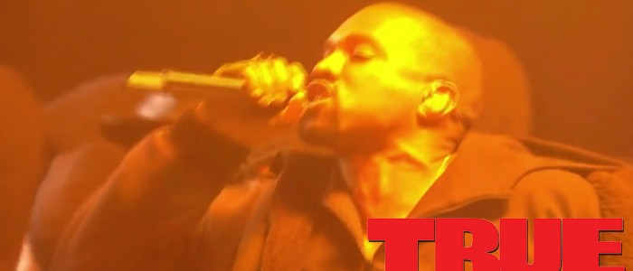 """Kanye West Performing """"ALL DAY"""" Live at BRIT Awards 2015"""