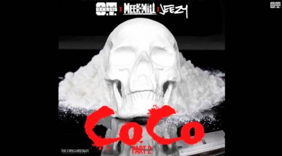 O.T. Genasis – CoCo Part 2 ft. Meek Mill & Jeezy [Audio]