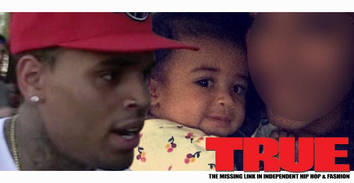 Chris Brown A Father Already