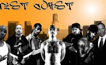 17 Hip-Hop Stars That Took Over The Last Decade On The West Coast
