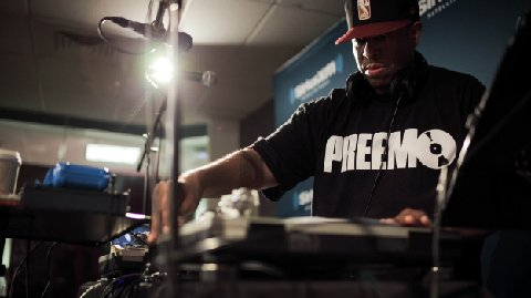 "DJ Premier Presents: ""Bars In The Booth"" Featuring Ras Kass (Session 8)"