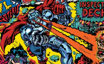 "New Music: Czarface (INS Deck + 7L & Esoteric) f/ Meyhem Lauren ""Deadly Class"""