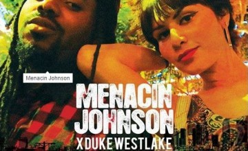 "Menacin Johnson and Duke Westlake, ""What It Means"" f. Rain Bisou. Georgia Anne Muldrow/Rapper Big Pooh producer"
