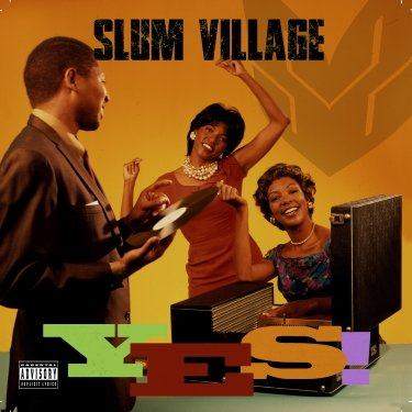 Slum Village Yes Album Cover Art (2)