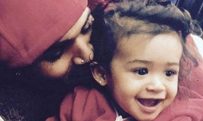 Chris Brown Wants Paternity of Daughter Royalty