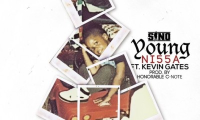 Sino - Young Nigga Ft. Kevin Gates (Prod. by Honorable C-Note)