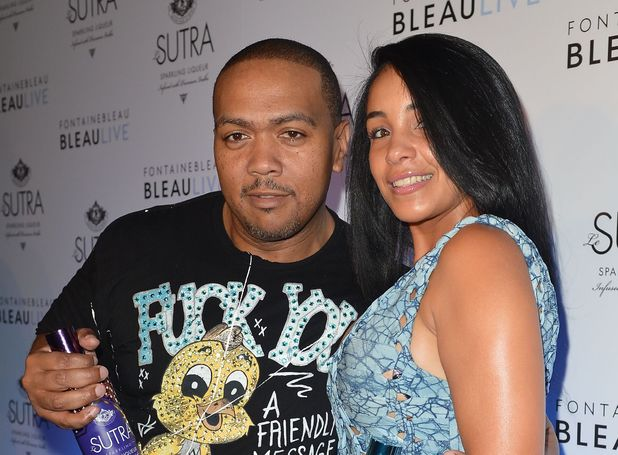 Timbaland's Wife Monique Mosely Files For Divorce AGAIN!