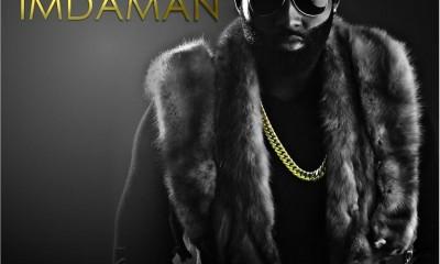 Front Cover I'm Da Man