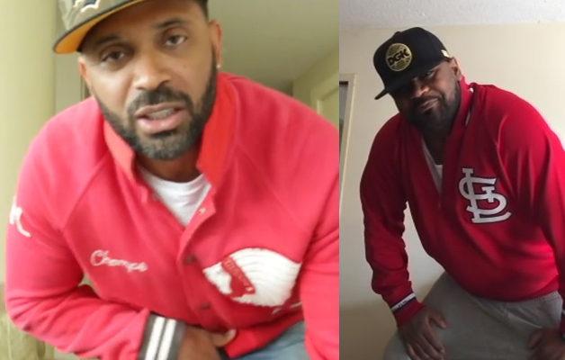 Mike Epps Parody Ghostface dissing Action Bronson