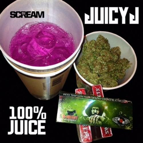 Juicy J - 100 Juice mixtape dj scream