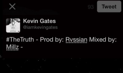 Kevin Gates - The Truth (Prod. by Rvssian)