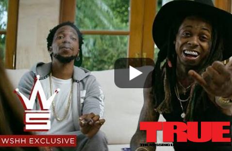 Curren$y Bottom Of The Bottle Feat August Alsina & Lil Wayne TRUE Magazine