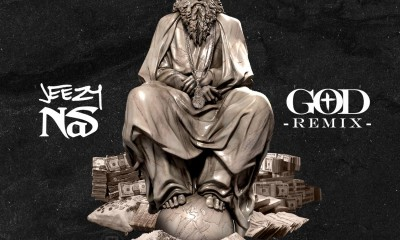 Jeezy - God (Remix) ft. Nas