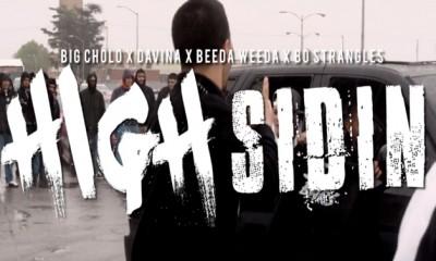 Big Cholo - High Sidin (Official Video) ft. Beeda Weeda, Davina and Bo Strangles