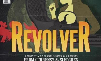 Curren$y & Sledgren Presents Revolver EP