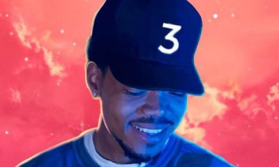 chance the rapper - coloring book chance3