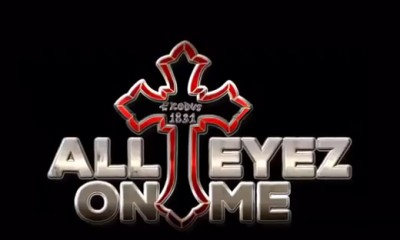 All Eyez On Me - Tupac Biopic (Movie Trailer)